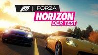 Forza Horizon Test - Die Schönheit der Straße