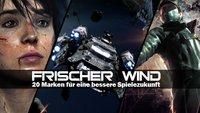 Frischer Wind: 20 neue Marken für eine bessere Spielezukunft – Teil 1