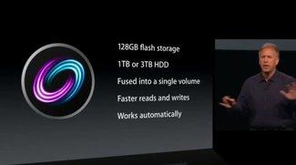 Fusion Drive: Deutlicher Geschwindigkeitszuwachs - Umsetzung sehr Apple-typisch