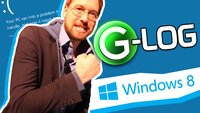 G-Log #6 - GIGA beim Windows 8 Launch Event