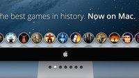 GOG.com bringt 50 Spiele-Klassiker auf den Mac