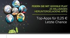 Google Play: Apps für 25 Cent – Tag 5