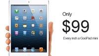 GooPad mini: Details zur preiswerten iPad-mini-Kopie