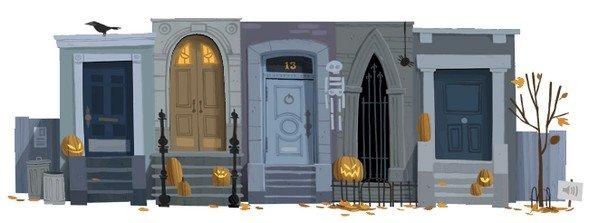 Halloween-Google-Doodle