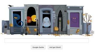 Happy Halloween! So funktioniert das interaktive Google-Doodle