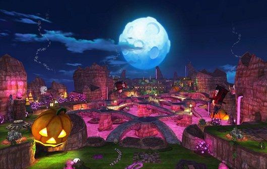 Happy Wars: XBLA-Titel bekommt eine Halloween Map