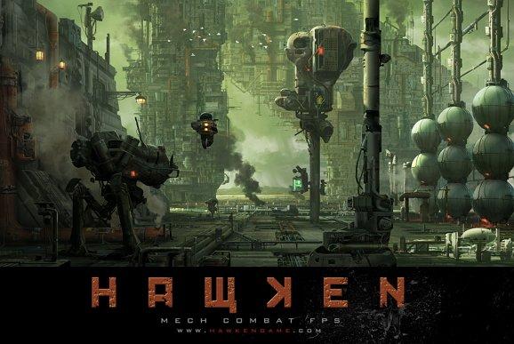 Hawken: Termin für das zweite Closed Beta Event