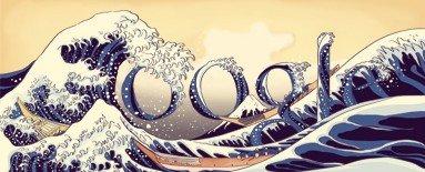 hokusai-Doodle