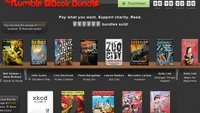Neues Humble Indie Bundle: eBooks und Comics zum Pay-What-You-Want-Preis