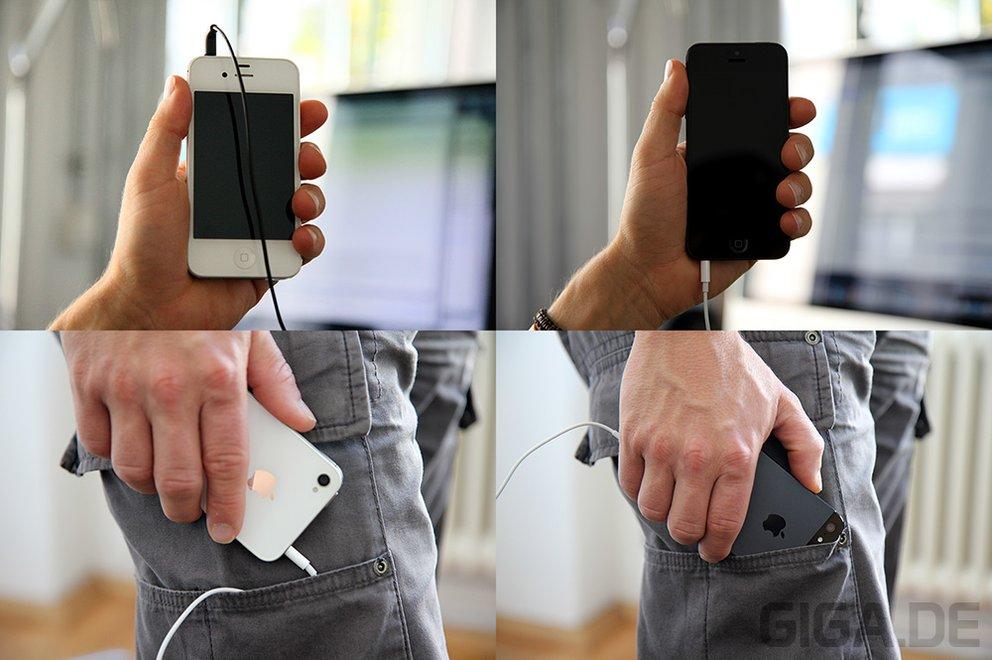 iPhone 5 Kopfhörer-Buchse