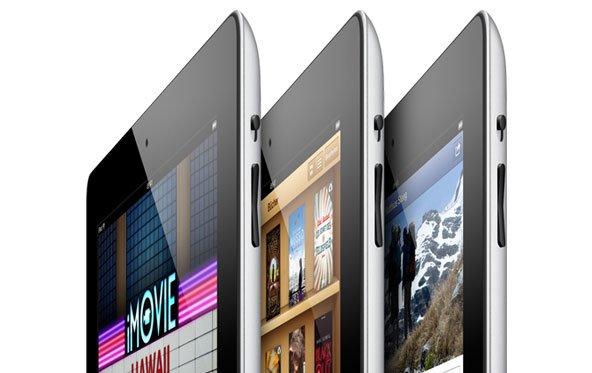 iPad 4 Cellular: Erste Geräte erreichen die Kunden ab Freitag