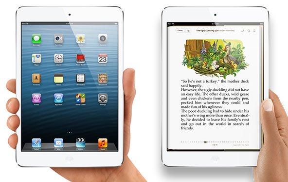 """iPad mini: iOS 6 verfeinert """"intelligenten"""" Touchscreen"""