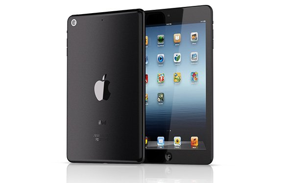 iPad Mini Rendering - Martin Hajek