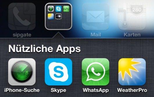 Die besten Apps fürs iPhone (1)