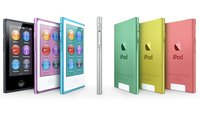 iPod nano 7G: Apple veröffentlicht Firmware 1.0.1