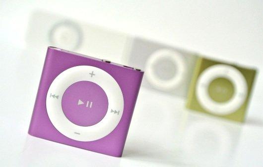 iPod shuffle 2012 im Test: Der Neue, fast wie der Alte