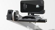 iCrane: Kamerakran für iPhone 5 und Co erfolgreich finanziert