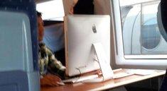 <i>Pic of the Day:</i> Ein iMac ist portabel