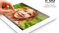 iPad 4: Apple präsentiert vierte iPad-Generation