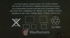 iPad mini: Erste Bilder der Batterie