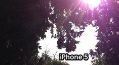 Apple-Support-Dokument: Lila-Färbung in iPhone-5-Fotos ist normal für kleine Kameras