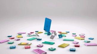 iPod touch, nano und shuffle: Apple zeigt neuen Werbespot