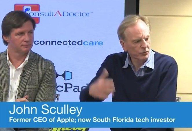 Ex-Apple-CEO über Newton: Damals ein Blick in die Zukunft