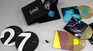 27 Jahre !K7: 4 EPs kostenlos downloaden - Apparat, Hercules & Love Affair, When The Saints Go Machine...