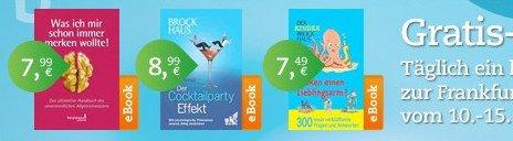 kostenlose ebooks zur buchmesse