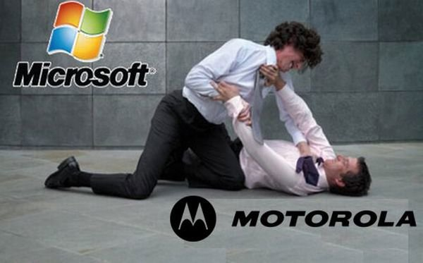 Patentstreit: Motorola gewinnt gegen Microsoft