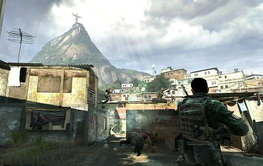 Call of Duty - Modern Warfare 2: Favela ist zurück