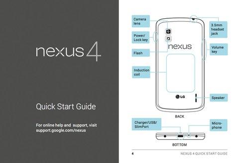 Nexus 4 Anleitung