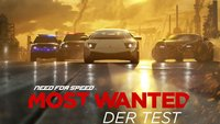 Need for Speed Most Wanted Test: Der gezähmte Stier