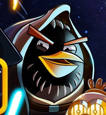 obi-wan kenobi star wars angry birds