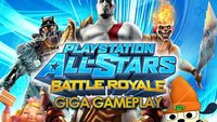 PlayStation All-Stars Battle Royale - GIGA Gameplay