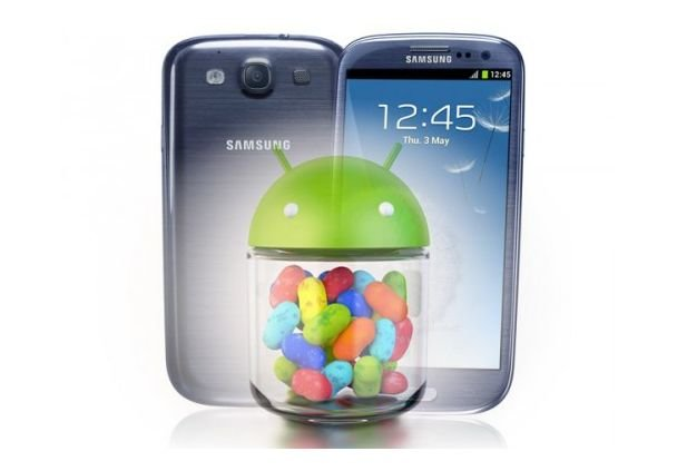 Samsung Galaxy S3: Android 4.1/Jelly Bean-Update ist da [Update 2]