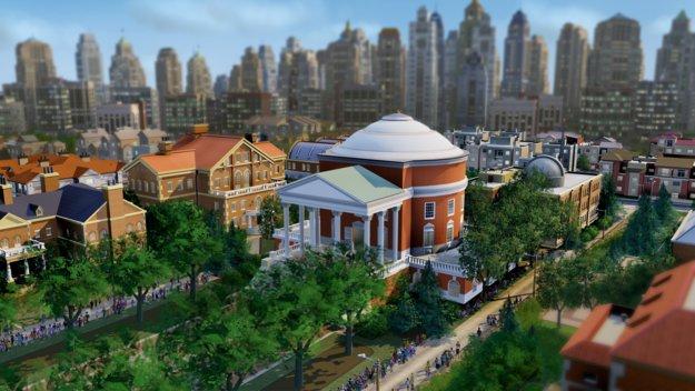 SimCity: Der Eiffelturm und weitere Wahrzeichen im neuen Trailer