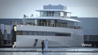 Steve Jobs' Luxusyacht in Mexiko gesichtet