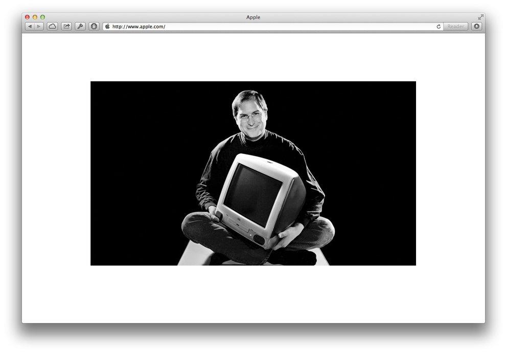 Steve Jobs - apple.com