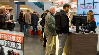 Cyberport Store Dresden: Drittes Ladengeschäft in 2012 eröffnet