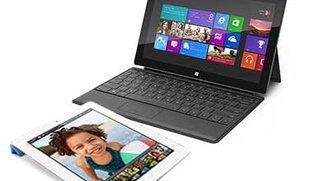 JFK: iPad Mini und Microsoft Surface