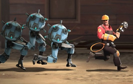 Team Fortress 2: Update für den Mann vs. Machine Modus