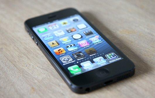 iPhone 5 Test