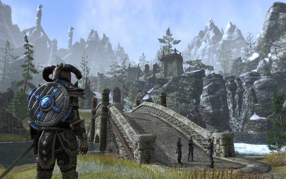 The Elder Scrolls Online: Erstes Entwicklertagebuch veröffentlicht