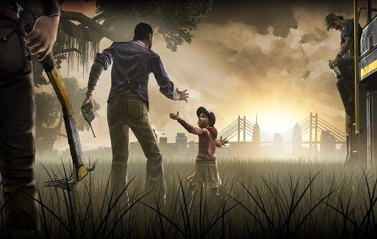 The Walking Dead - Season 2: Clementine ist mit dabei