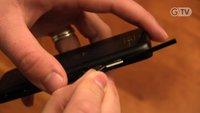 Motorola RAZR i - Micro-SIM Trick