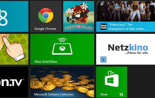 Windows 8: Die 10 besten Apps zum Start