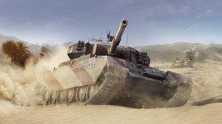 World of Tanks: Neuer Rekord für die meisten Spieler auf einem Server aufgestellt