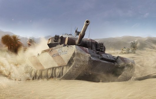 World of Tanks: Die Briten kommen
