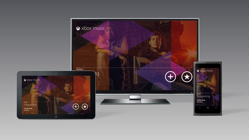 Xbox Music: Startet morgen auf der Xbox 360